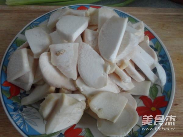 杏鲍菇炒肉的做法图解