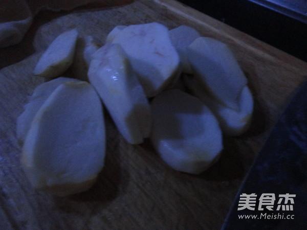 芋头蒸肉怎么炒