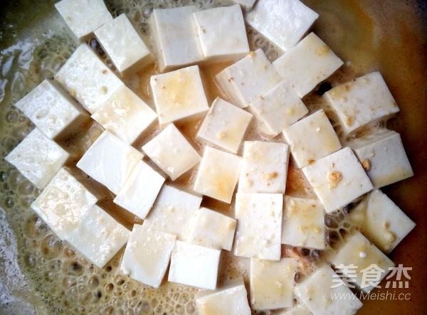 咸蛋黄豆腐的步骤