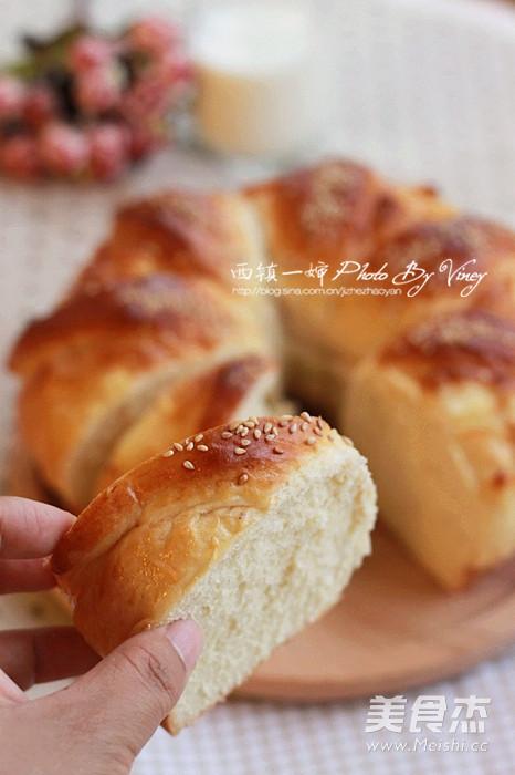 皇冠大面包怎样炒
