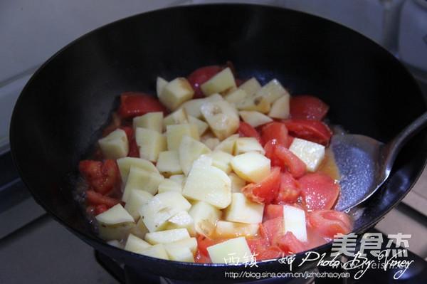 西红柿牛腩煲怎么吃