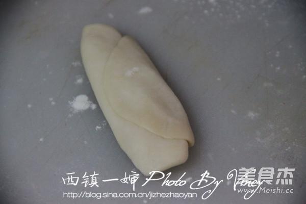 木糖醇版蛋黄酥的制作