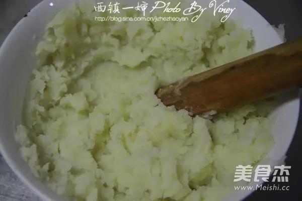 金枪鱼土豆丸的做法图解