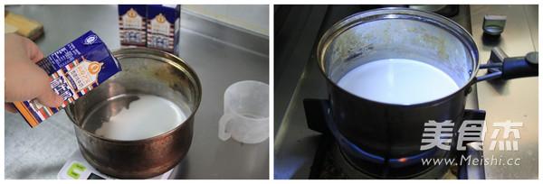 牦牛奶蛋黄夹心小饼的家常做法