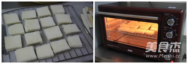 黄金面包布丁的做法图解