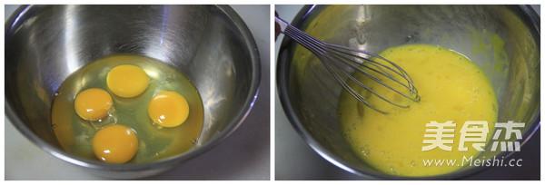 黄金面包布丁的简单做法