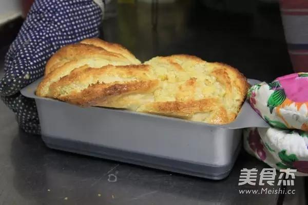 椰蓉大吐司怎么做