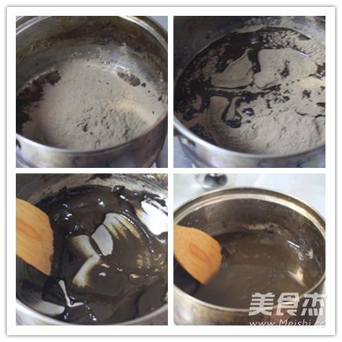 桂花酱龟苓膏的做法大全