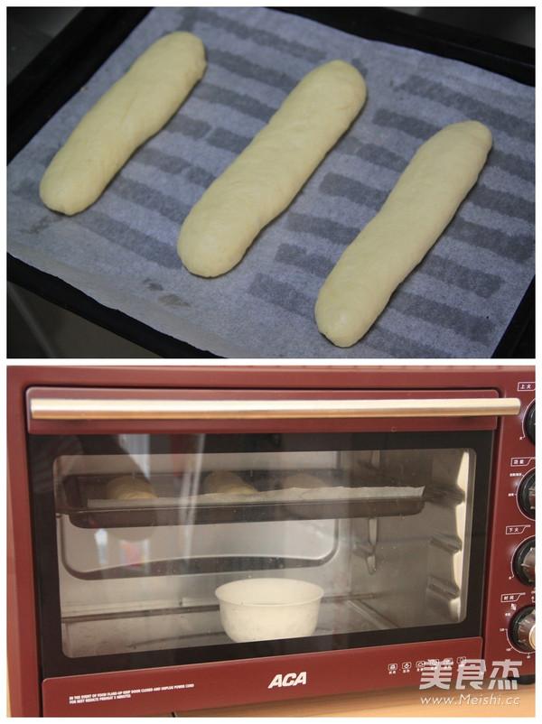 雪露面包的简单做法