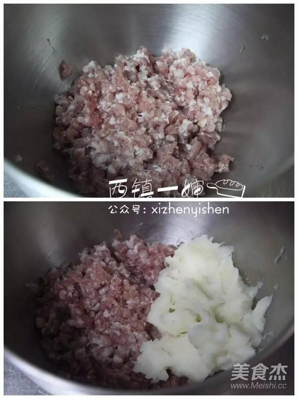 山药肉丸的简单做法