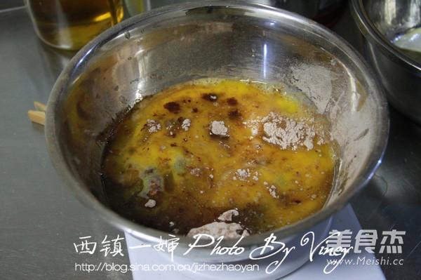 酵母版可可华夫饼怎么吃