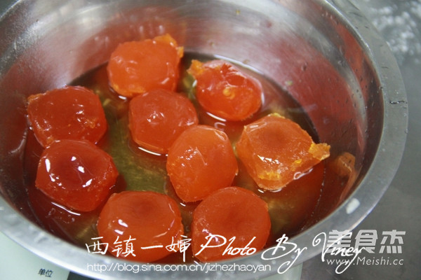 木糖醇版蛋黄酥的简单做法
