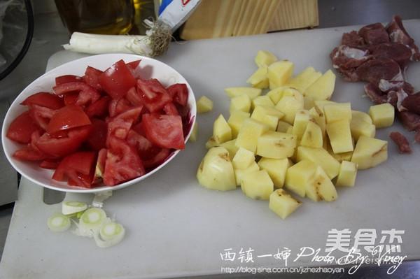 西红柿牛腩煲的做法图解