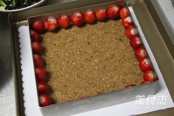 抹茶冻芝士蛋糕的简单做法