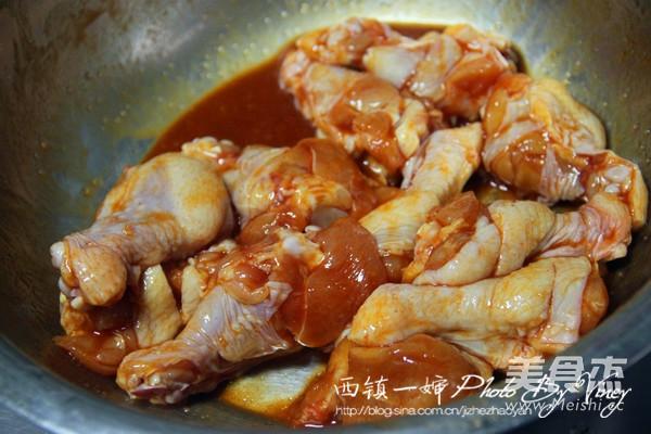 奥尔良鸡翅饭的简单做法