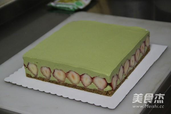 抹茶冻芝士蛋糕怎样炖