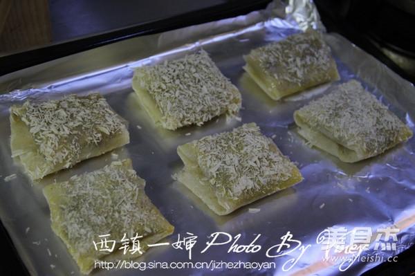 核桃酥皮卷怎样煮