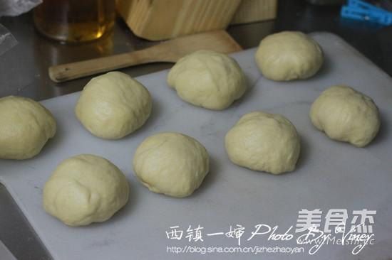 皇冠大面包的简单做法