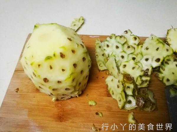 菠萝罐头的做法图解