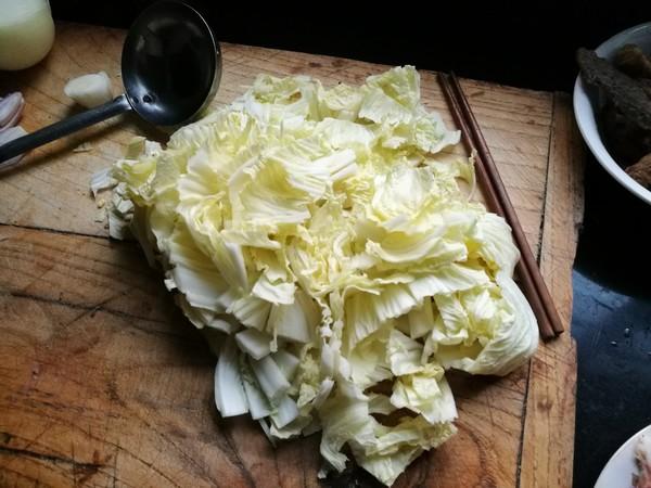 砂锅熬菜的做法图解