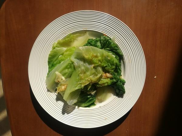 【翠玉生财】蚝油生菜的家常做法