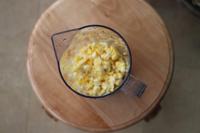 玉米汁的家常做法