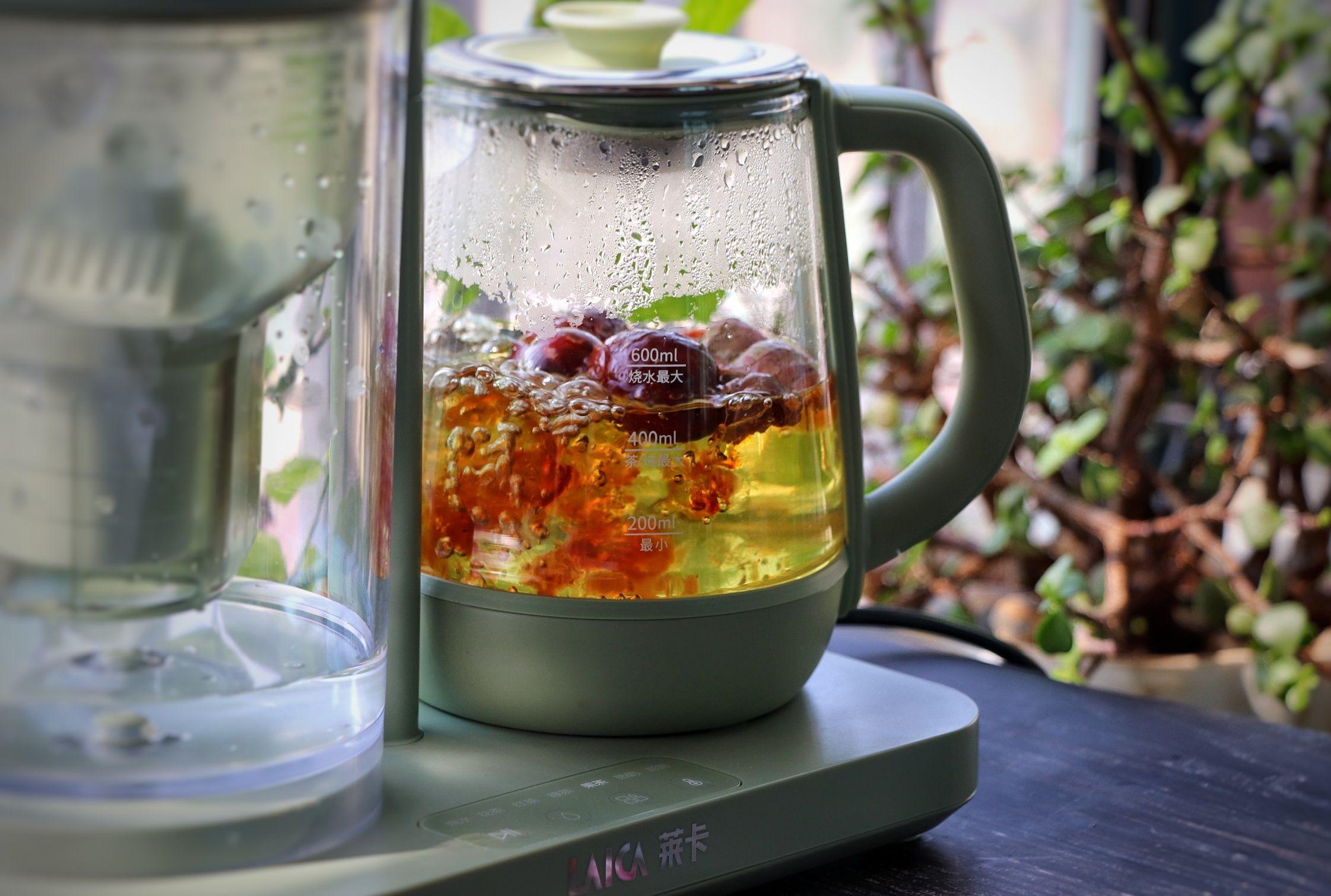 桃胶玫瑰花茶怎么吃