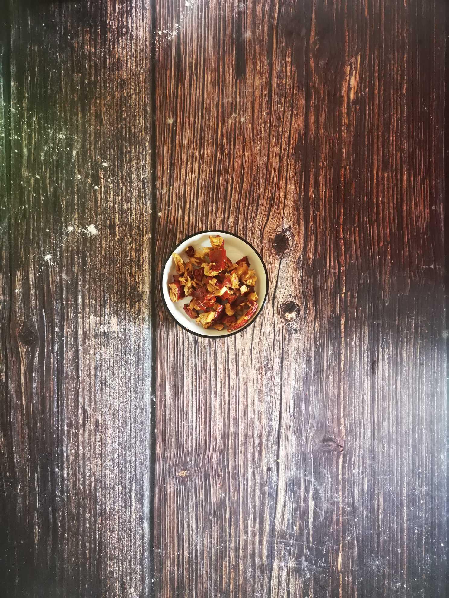 红枣核桃面包的做法图解