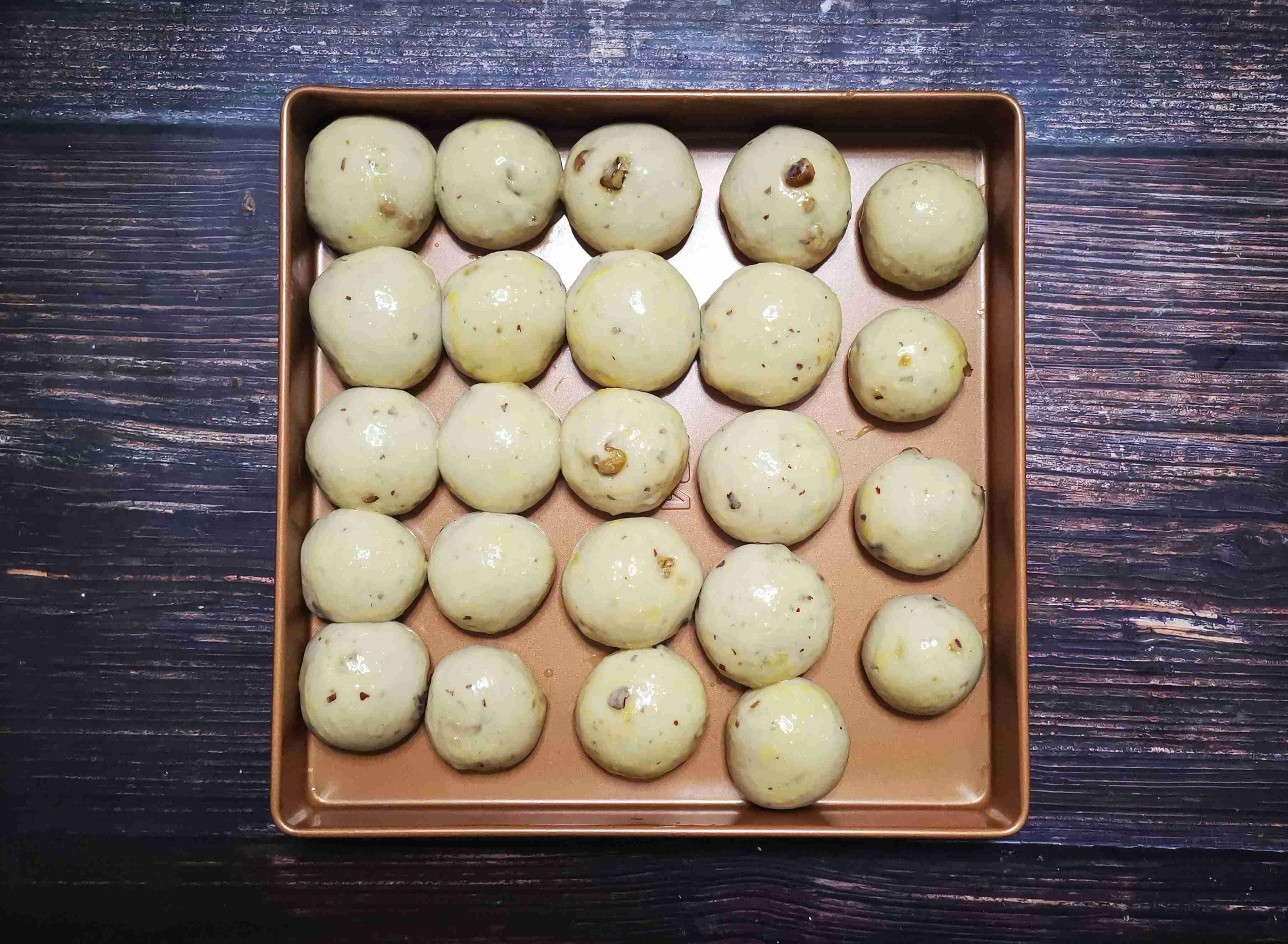 红枣核桃面包怎么炒