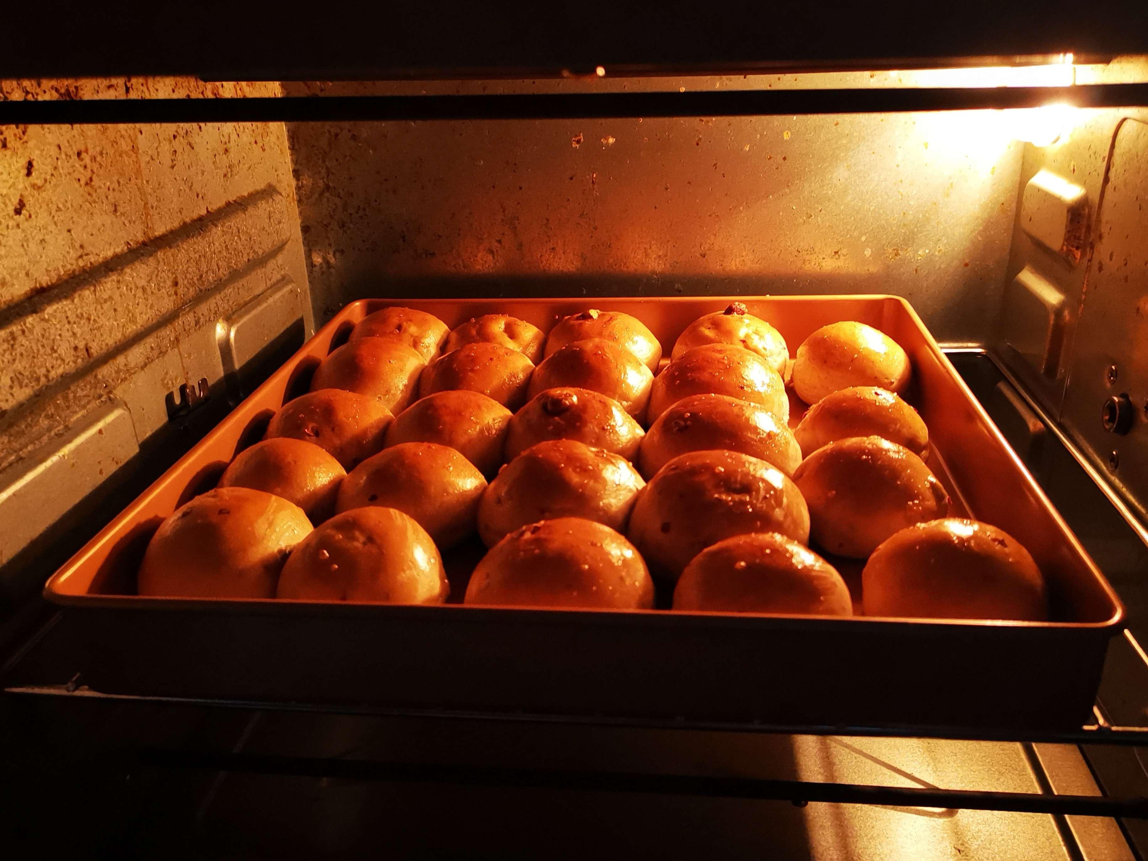 红枣核桃面包怎么煮
