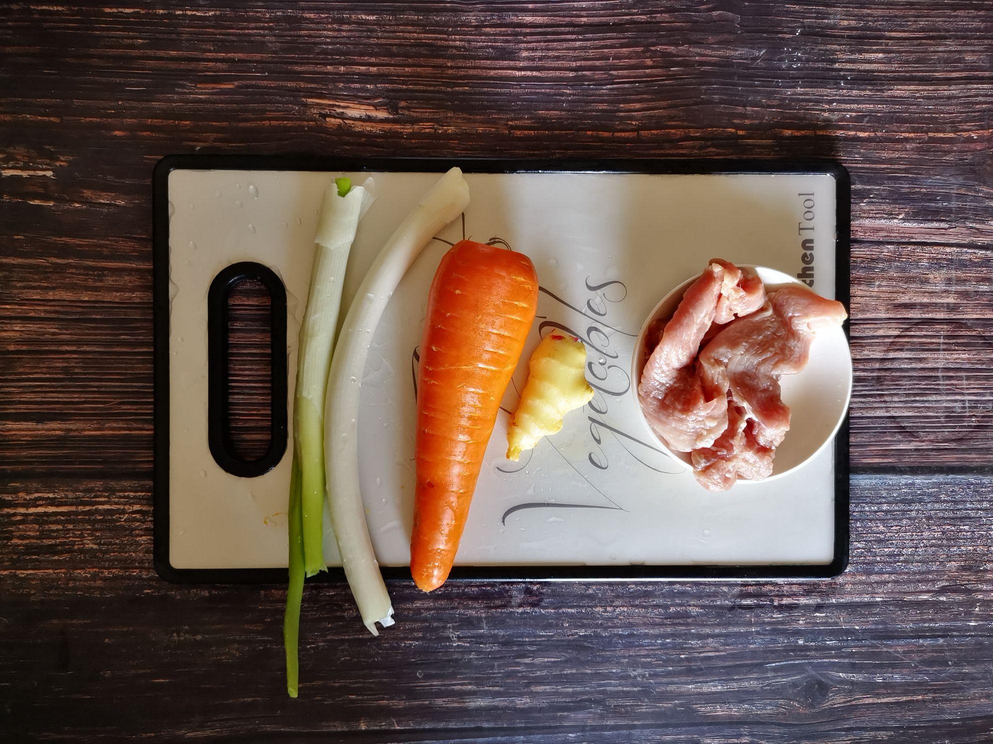 胡萝卜猪肉煎饺的做法大全