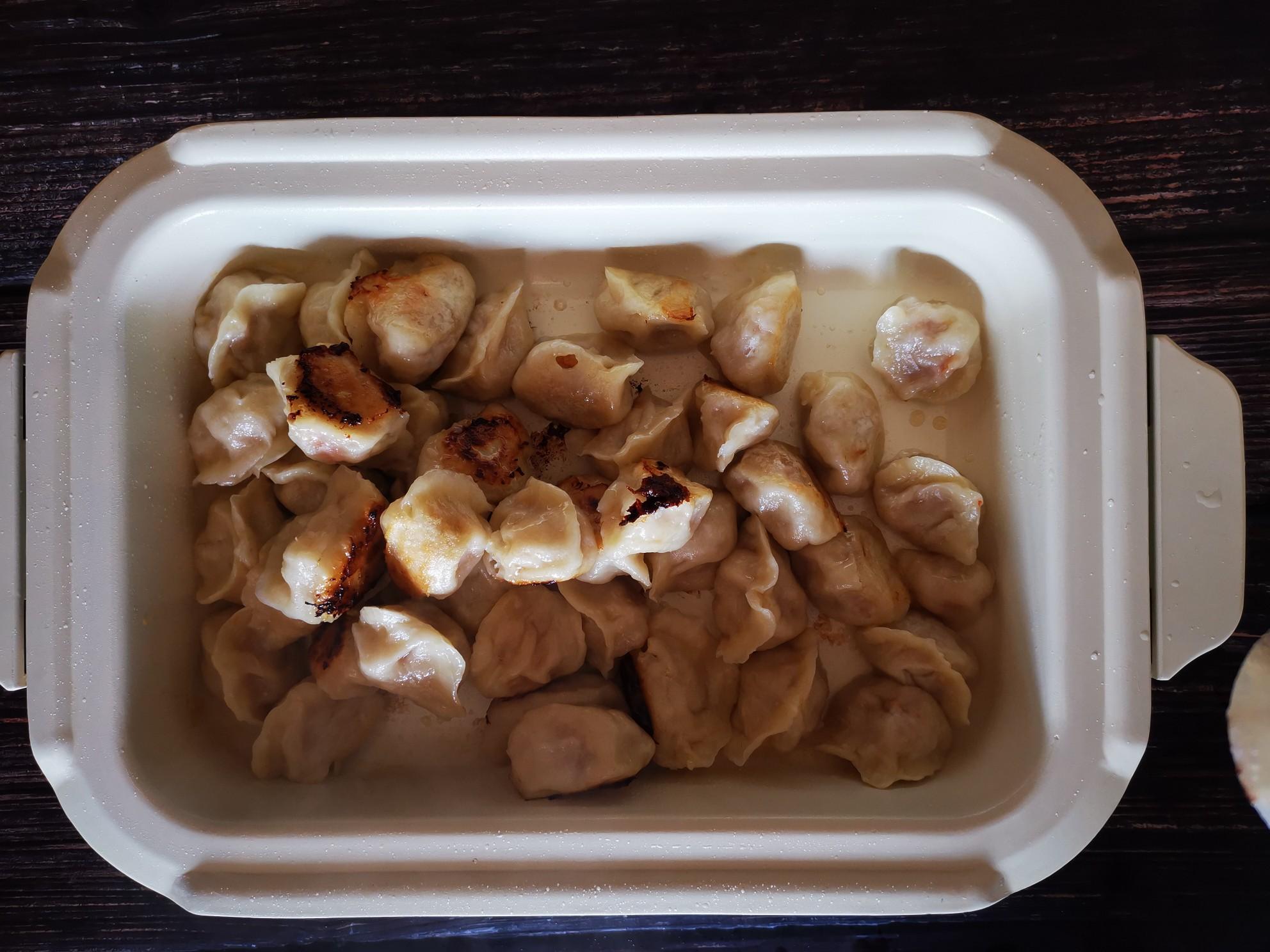 胡萝卜猪肉煎饺怎么煮