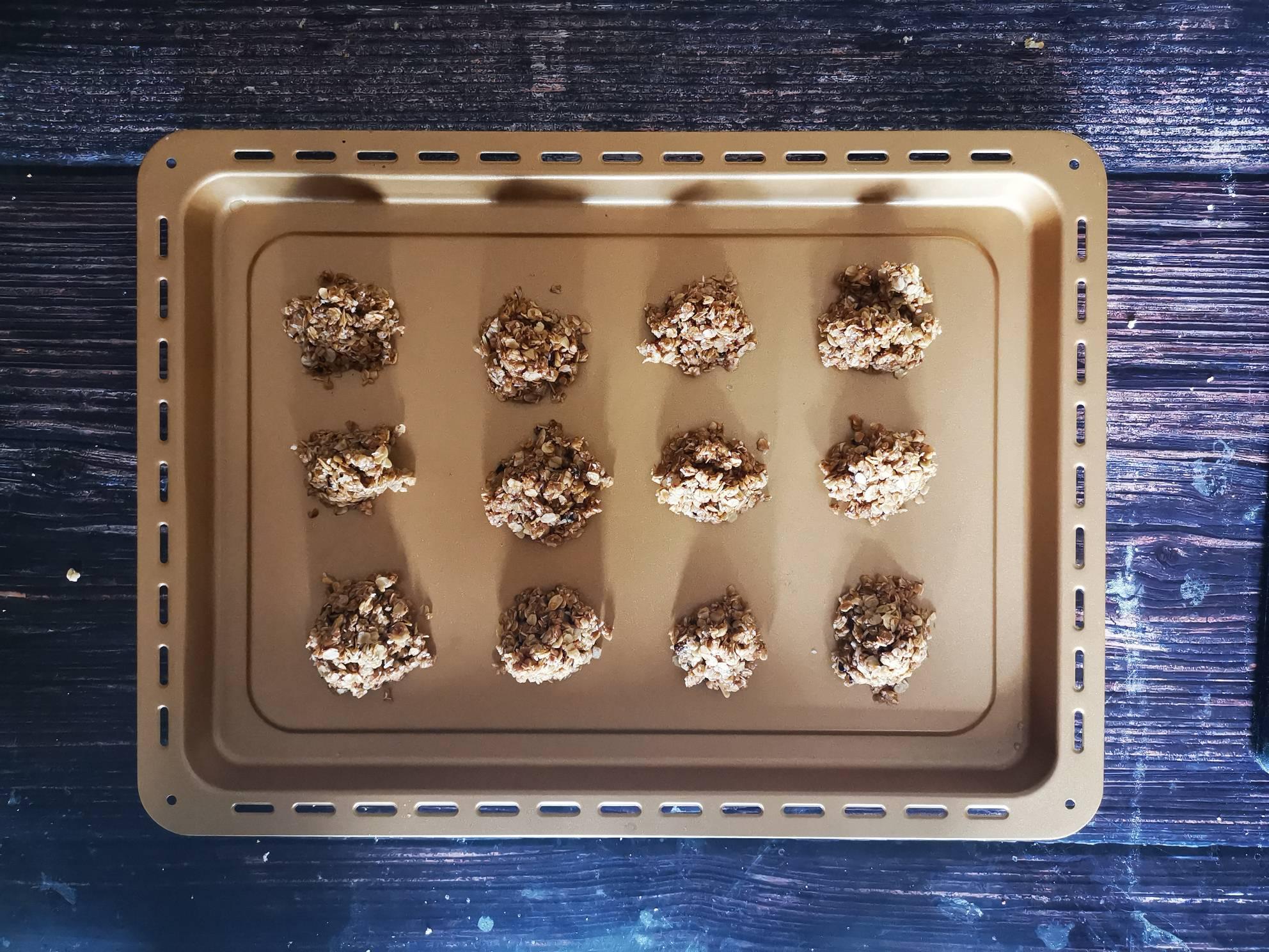 椰蓉燕麦饼干的家常做法