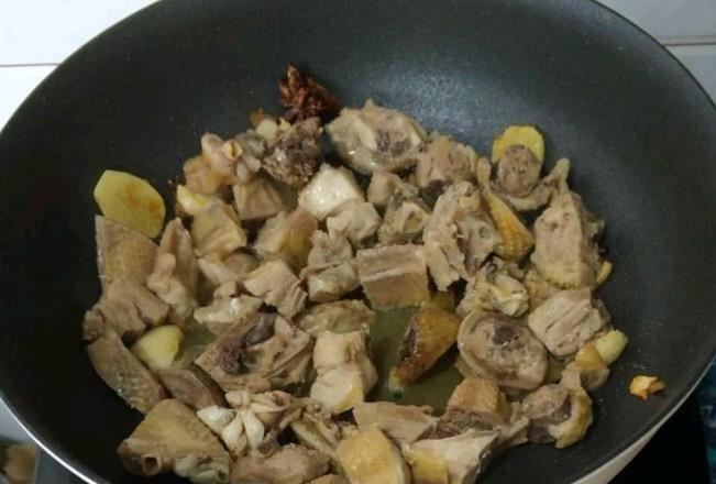 红烧鸭肉的简单做法