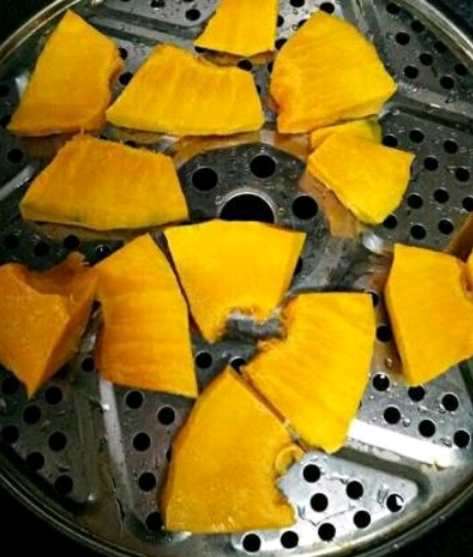 南瓜蛋挞的做法大全