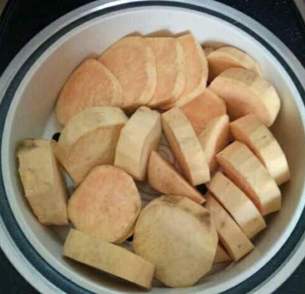 红薯饼的做法大全