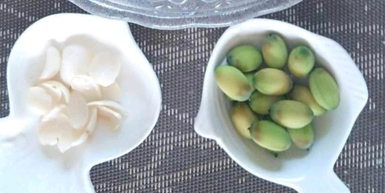 绿豆百合粥的做法图解