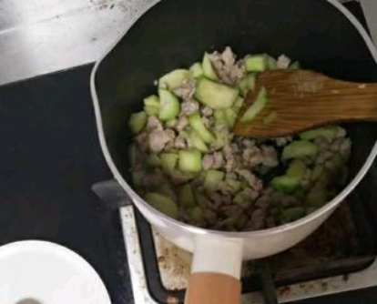 丝瓜粥的家常做法
