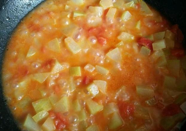 番茄虾仁汤怎么做