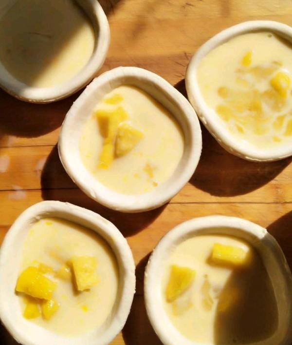 芒果挞的家常做法
