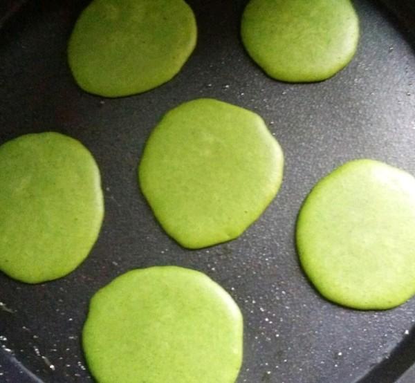 菠菜松饼怎么做