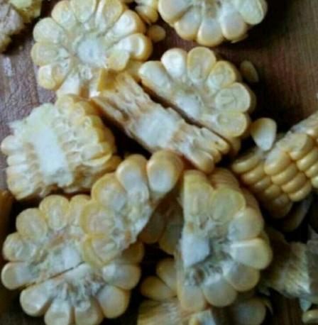 玉米排骨汤的做法图解