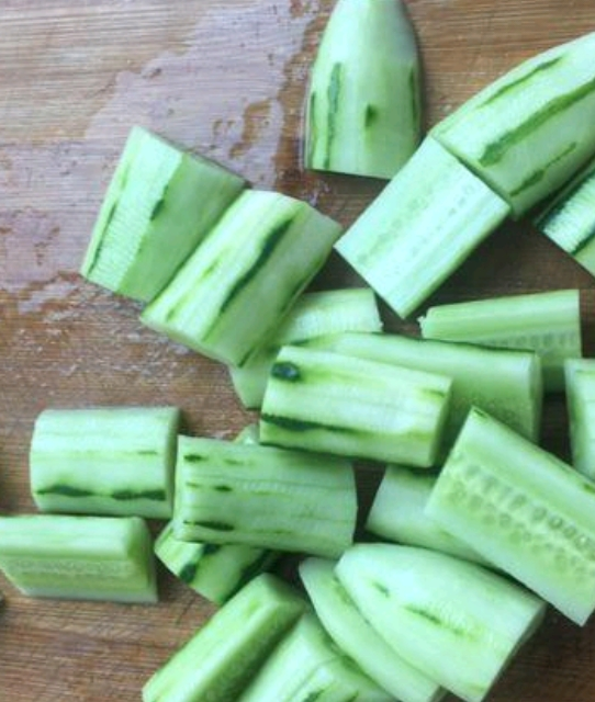 拍黄瓜的做法图解