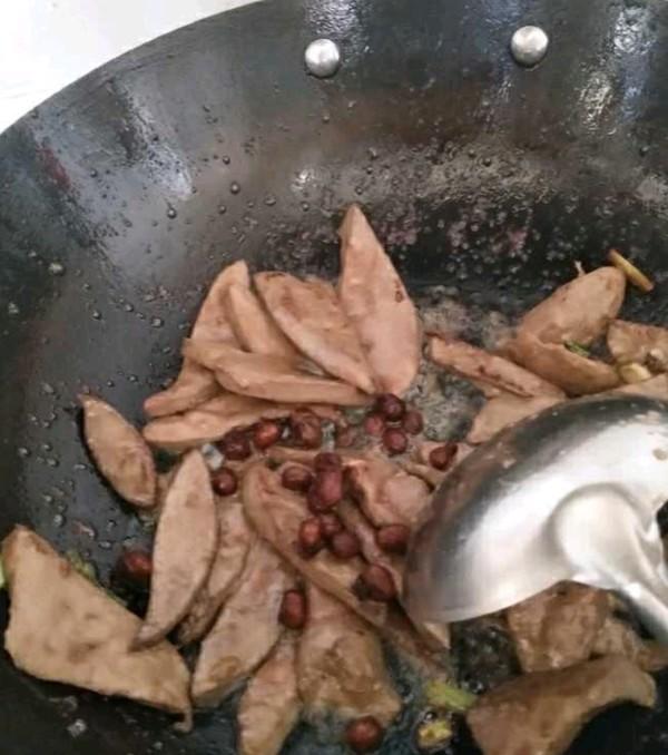 炒猪肝怎么做