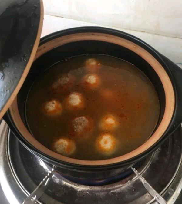 砂锅粉的简单做法