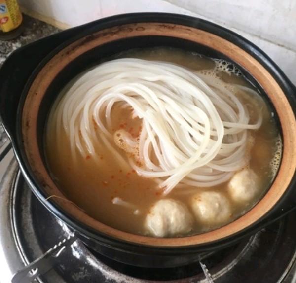 砂锅粉怎么吃