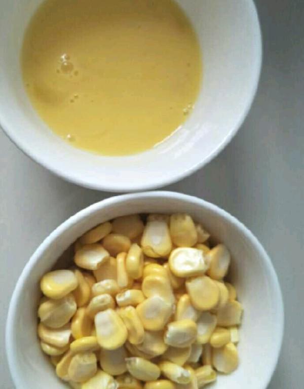 玉米炒饭的做法图解