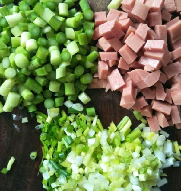 玉米炒饭的家常做法