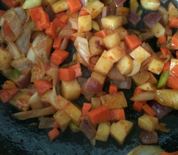 土豆猪肉面的家常做法