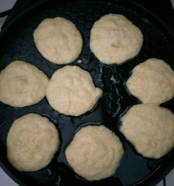 玉米饼的简单做法